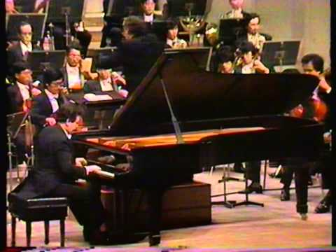 Rachmaninov: Piano Concerto No. 3 in D minor, Op. 30 - mov. II-III, Piano: Bruno Leonardo Gelber