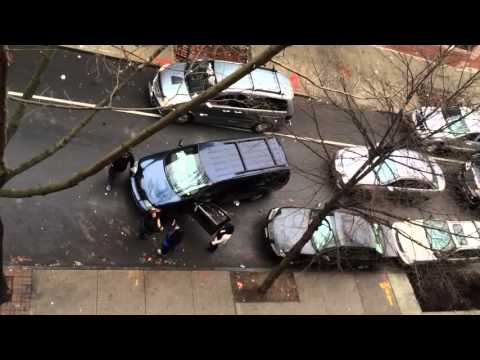 Brooklyn Parking Road Rage