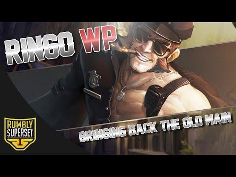 Vainglory YoloQ - Ep 34: BRINGING BACK THE OLD MAIN! Ringo |WP| Lane Gameplay [Update 2.4]
