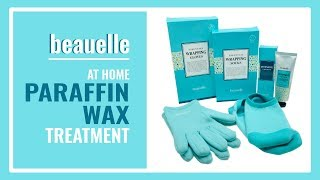 The Easiest At Home Paraffin Wax Treatment for Hands and Feet