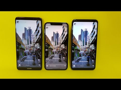 Download Youtube: iPhone X Unboxing + Hands On (Photo Comparison Vs Huawei, LG, Samsung)