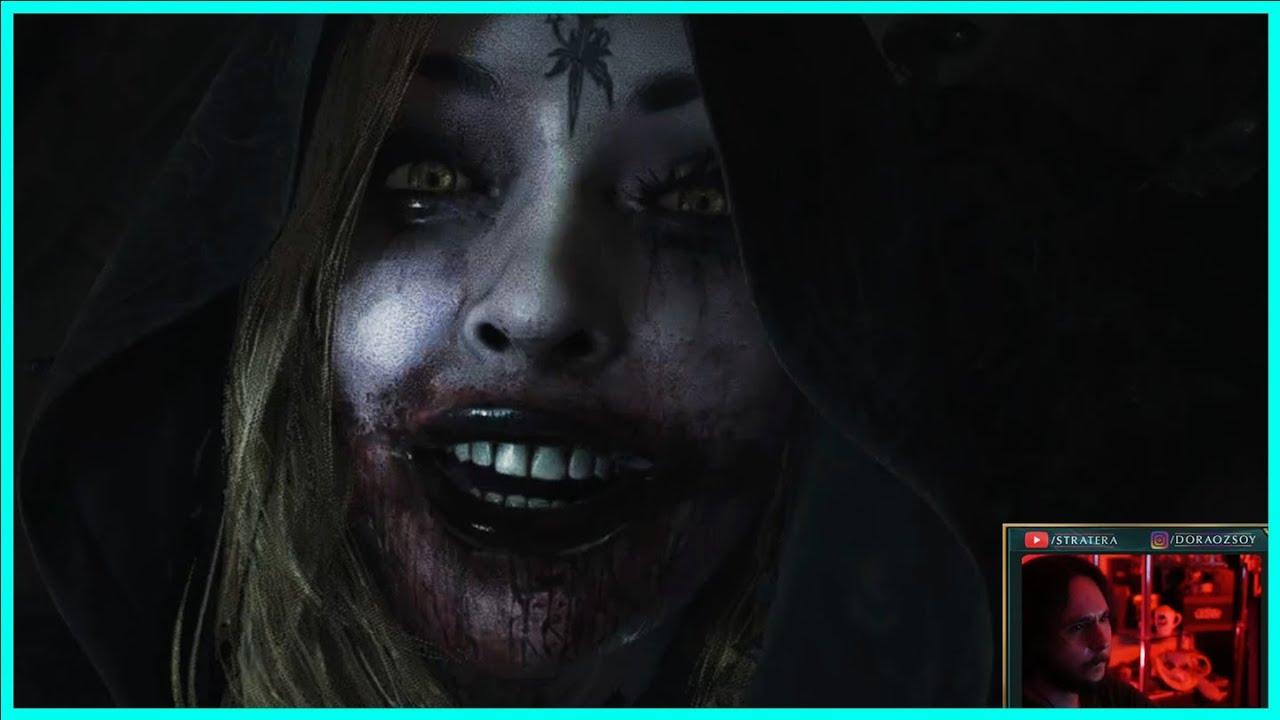 Download Vampir Kızlar LoLcüyü Avlıyor | Resident Evil : Village Oynanış