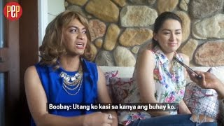 Boobay gets emotional while expressing gratitude towards Marian Rivera