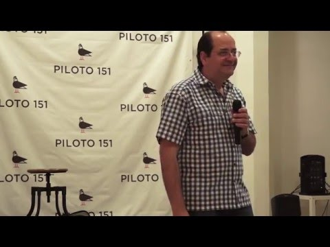 Startups of Puerto Rico Speaker Series with Manuel Rosso