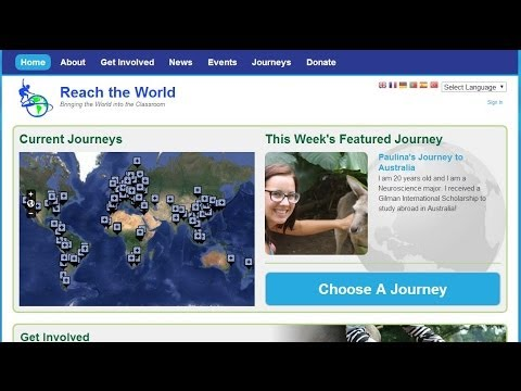 Reach the World Traveler Training