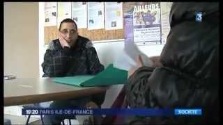 L'ASSOL Maison des chômeurs sur France 3 - Reportage du 15 mars 2013