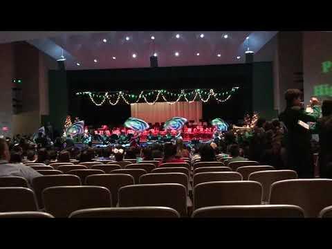 Eagle Alliance, 12 /7/18, Pasadena High School - 4th Grade Concert