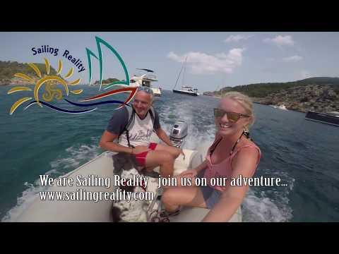 Sailing to Ibiza & losing my temper!  Sailing Reality Ep 1