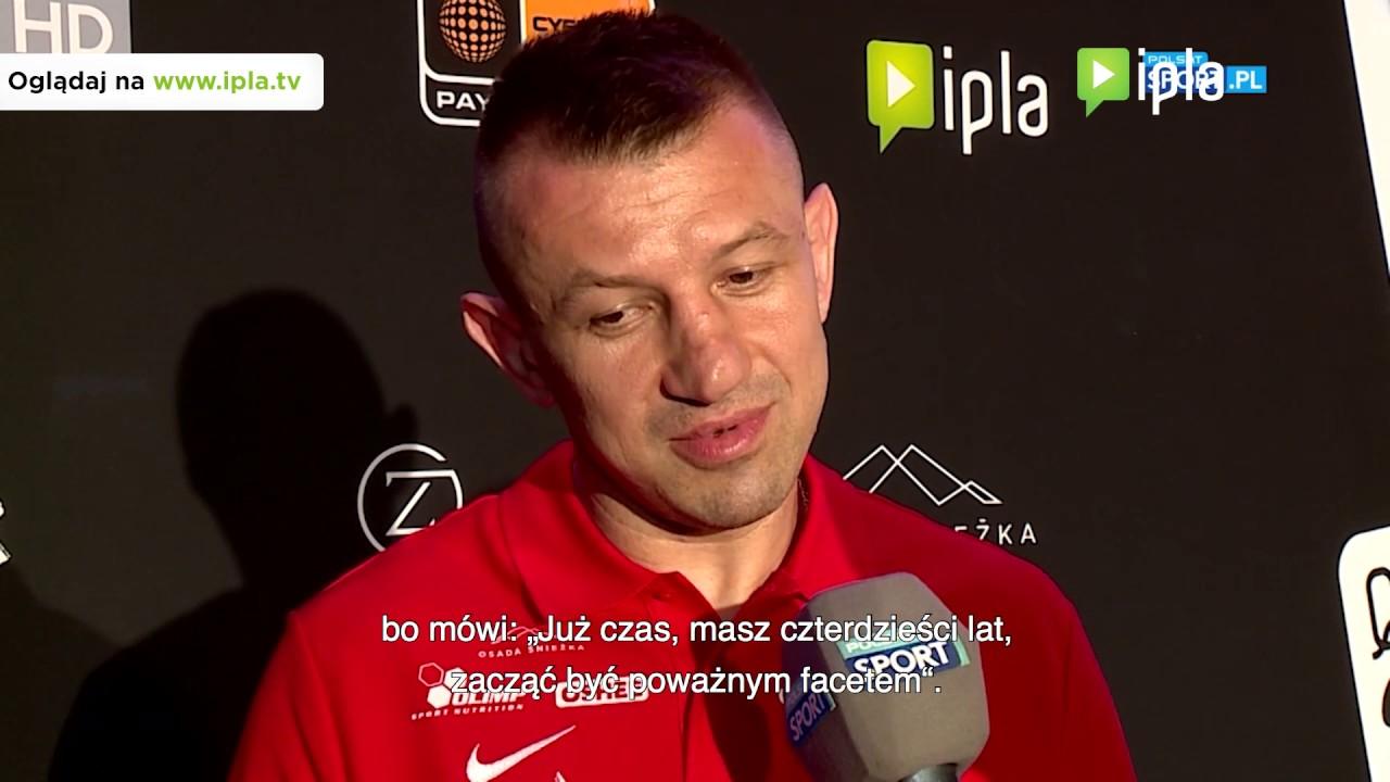 Tomasz Adamek o Polsat Boxing Night 7: Nowe Rozdanie