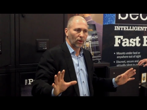 The Gun Safe Industry Is Not What You Think   Shot Show 2017