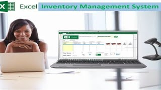 Excel Scan Barcodes to Spreadsheet - Simple POS/Inventory Management
