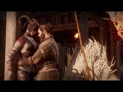 Herah Adaar - Blackwall Romance | Dragon Age Inquisition