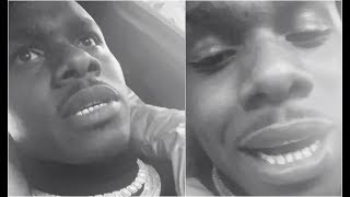 DaBaby Responds After Baby Mama Finds Another Child