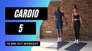 No. 28 | VERY SWEATY CARDIO | Body Weight (BEGINNER MODIFICATIONS) 💦💦
