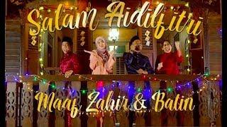 Sempurna Seadanya - Sufi Rashid, Ara Johari, Usop & Masya Masyitah [Official Raya Music Video]