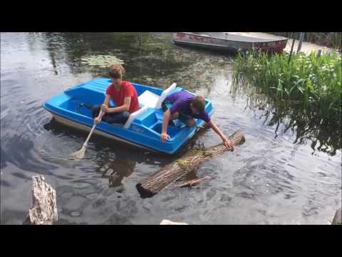 Building a Log Raft 2016