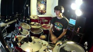 Rage Valley Drum Cover Knife Party