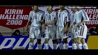 ワールドカップ直前ということで 1997年~2002年.