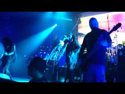 Ministry - So What Metro Theatre Sydney 2015