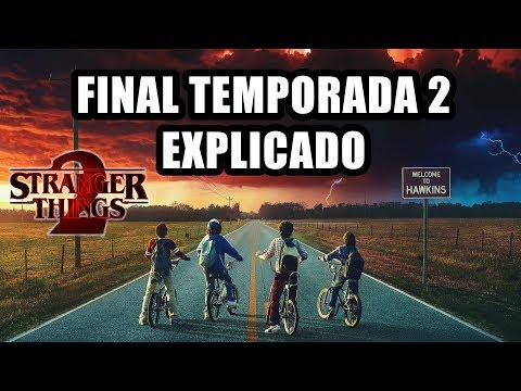 Stranger Things Temporada 2 - 2 - elfinalde