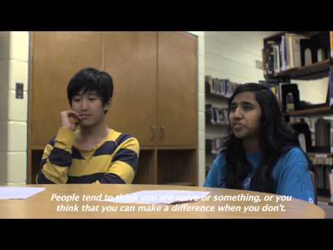 Students on Discrimination Clip 1