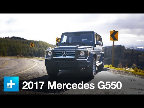 2017 Mercedes G550 - Review