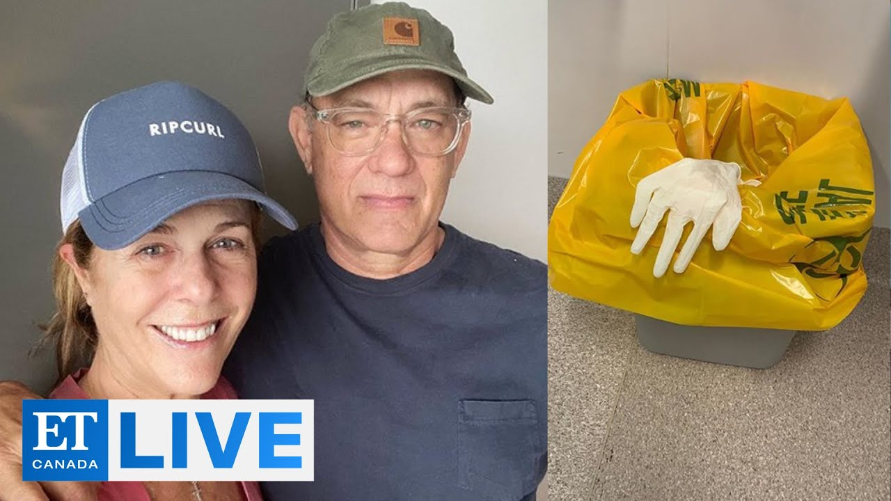 Tom Hanks Talks Coronavirus Quarantine  | ET Canada LIVE