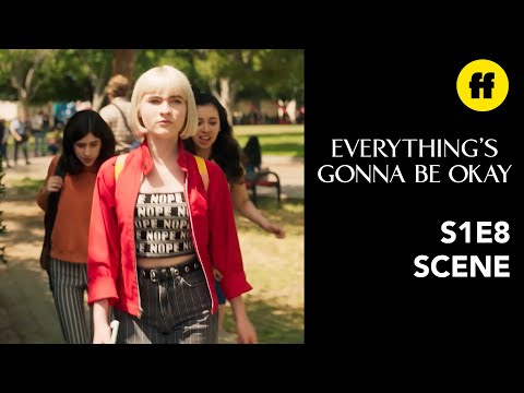 everything's-gonna-be-okay-season-1,-episode-8-|-tellulah-won't-compromise-|-freeform