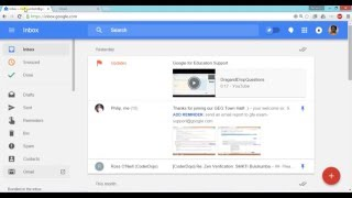 Auto Redirect from Gmail to Inbox