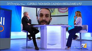 07 MAR 18 CUPERLO L'ARIA CHE TIRA - INTERVISTA COMPLETA