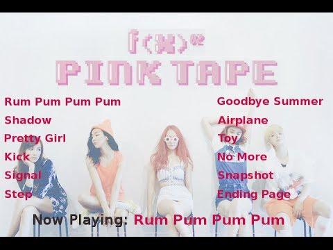 Pink Tape Full Album [Track Select]