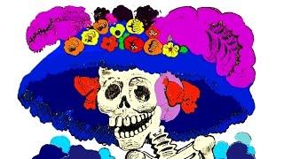 La tía Miseria y la Muerte - Cuentos infantiles - Halloween - Día de muertos