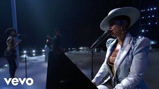 Alicia Keys - Songs in A Minor 20th Anniversary (Medley) (2021 BBMAs)