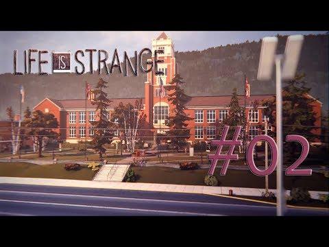Der Campus de la Victoria #02 | Let´s play Life is Strange Episode 1