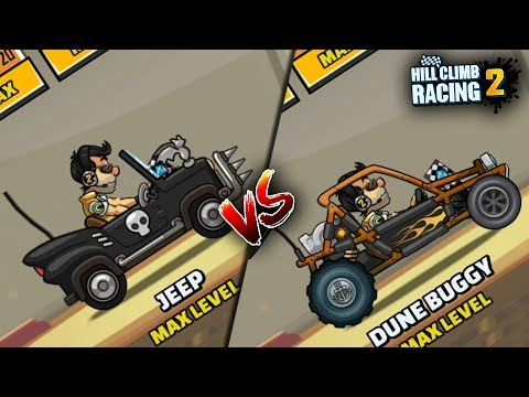 Hill Climb Racing 2 New Event JEEP VS DUNE BUGGY 1.17.0 Update