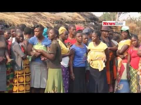 Pregnant woman, child die in farm inferno - Mt Hampden Harare Zimbabwe