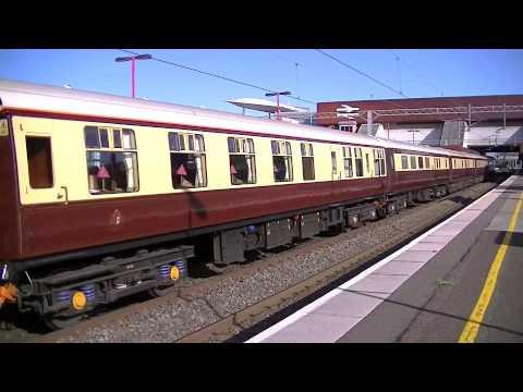 Orient Express Northern Belle 01/06/2013