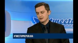 #TWEETUPREPUBLIKA - SEBASTIAN KALETA (CZ.1)