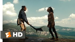 The Last of the Mohicans (5/5) Movie CLIP - Chingachgook Battles Magua (1992) HD