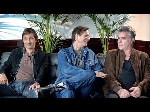 Texas Rising's Olivier Martinez, Bill Paxton & Ray Liotta