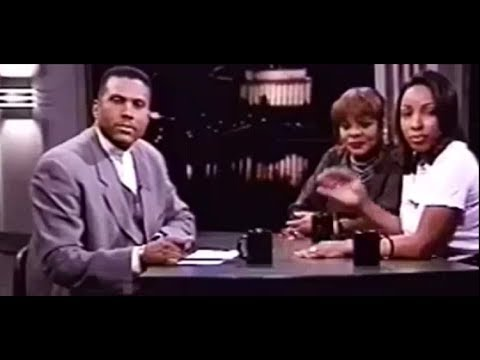 Tupacs Wife Keisha Morris Full Juicy Interview with Tavis Smiley