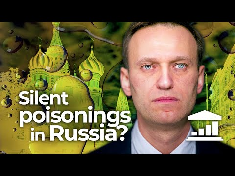 Why is POISON the FAVORITE weapon in PUTIN RUSSIA?
