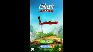 ISlash Heroes V1.5.3 | Apk Mod | Arcade Game | Android Gameplay