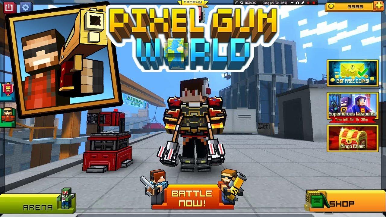 descargar pixel gun 3d