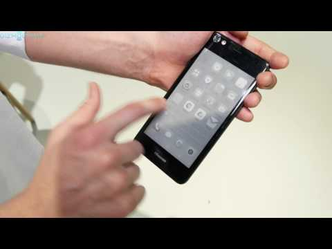 Hisense A2 Hands On Review – Dual Display Magic Phone!