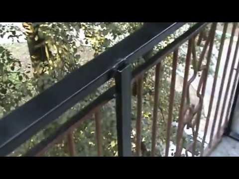 Укрепление парапета балкона перед остеклением остекление балкон саратов