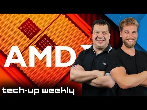 AMD Entschädigt Kunden   ESport Kein Sport   Huawei Mate 30 Ohne Google - Tech Up Weekly #165