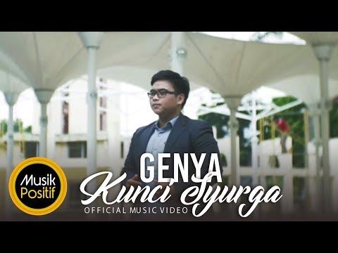 Genya - Kunci Syurga ( Official Music Video)