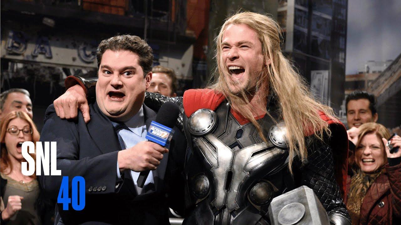 Avengers News Report -...