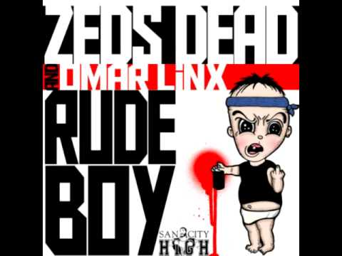 Rude Boy Ft. Omar LinX (Union Vocal Mix) by Zeds Dead
